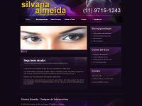 Silvana Almeida - Design de Sobrancelhas