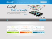 Customer Relationship Management Systems : Simplicity : CRM That's Simple