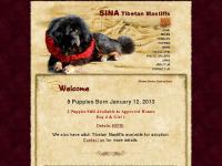 sinatibetanmastiffs - Sina Tibetan Mastiffs .::. New Jersey USA