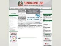 PORTAL DO SINDCONT-SP - SINDICATO DOS CONTABILISTAS DE SÃO PAULO