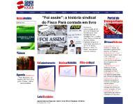 sindifisco-pa.org.br Portal da Transparencia, Inscrição Seminário, Histórico