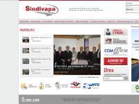 Sindivapa - Sindicato das Empresas de Transporte de Cargas no Vale do Paraíba