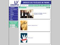 SINDYPSI PR - Sindicato dos Psicólogos do Paraná