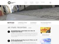 sinesregenera.com Sines, regeneração, urbana
