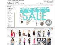 singer22.com celebrity fashion, designer clothing, Alice + Olivia