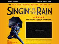 Singin' In The Rain The Musical | Home - The Official Website