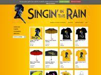 Singin' In The Rain Merchandise Store: Full Range