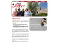 Welcome to the home of the Higher Education Alliance