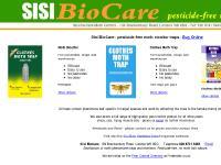 Sisi BioCare - Moth Control - London UK
