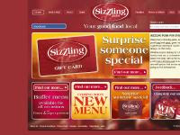 sizzlingpubs.co.uk Sizzling pubs, family meal, food