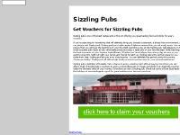 Sizzling Pubs Discount Vouchers - Free Voucher Codes Sizzling Pub Company