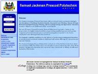 Samuel Jackman Prescod Polytechnic | WELCOME