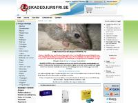 Bekämpning skadedjur i hemmet, insekter, insektsmedel & skadedjursbekämpning - Skadedjursfri.se