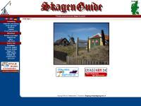 SkagenGuide.dk Ferie guide fra Skagen. Udlejning af feriehus, privat overnatning, bed and breakfast, hotel, camping.....