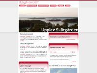 skargarden360.se Skärgården360, skärgård, skärgårdsportal