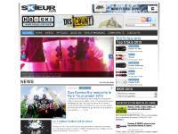 Skieur : l'actualité du ski Freeride, Freestyle, Racing, station de ski