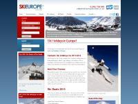 Ski Europe : Ski Holidays in Europe- Ski Deals - Summer Holidays - Ski Chalets