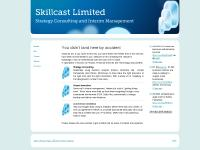 skillcast.co.uk Cases, Words, Jimdo logout