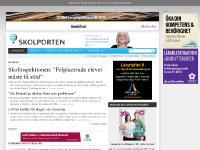 skolporten.se Forskning & Utveckling, Kurser & Seminarier, Jobb & Rekrytering