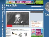 Sky at Night Magazine | Astronomy's biggest name