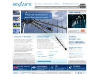 Antenna Design and Manufacturer | Tetra Yagi Dipole | Skymasts