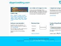 skypebooking.com SkypeBooking, Free calling, hotel