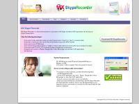 skyperec.com Screenshots, Download, Awards