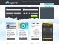 Cheap Flights - Compare Airline Tickets with Skyscanner.com
