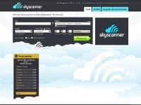 Voos baratos | Comparação gratuita de voos no skyscanner.pt