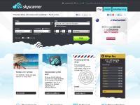 skyscanner.se flyg, billiga flyg, flygresor