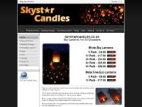 skystarcandles.co.uk Sky Lanterns, Chinese Lanterns, Wedding Lanterns