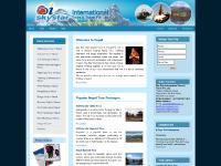 skystartravels.com