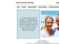 slbfinancialservices.com Seminar Schedule, Free Consultation, Financial Calculators