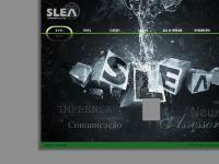 SLEA Comunicação - Home