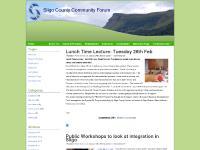 sligocommunityforum - Sligo County Community Forum