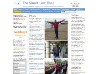 slt.org.uk The Stuart Low Trust, What We Do, Our Supporters