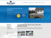 Free Quote/Contact Us, What is Smartseal?, Not Just For Homes, Colour Palette
