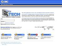 smcetech.com FRL, tie rod cylinder, actuator