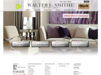 WALTER E. SMITHE CHICAGO FURNITURE STORES |Custom|Bedroom|Living Room|Dining Room|Office|