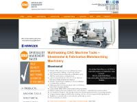 CNC Machine Tools Perth, Adelaide, Brisbane, Sydney & Melbourne - Supplying Superior Machine Tool Solutions