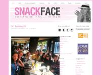 SnackFace — snacking on life…. in style