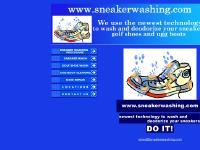 Sneaker Washing