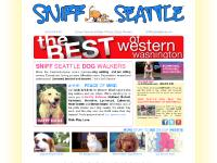 Sniff Seattle Dog Walkers | Dog Walking & Pet Sitting | Affordable Pet Care In Seattle, Shoreline and West Seattle!