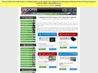 snoopers.co.uk snooper, manufacturer, site