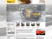 SnowEx Salt Spreaders and Ice Control