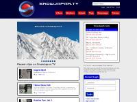 SnowJapanTV | Main