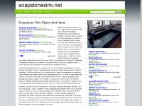 Soapstone Sink Styles And Ideas