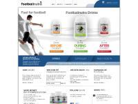 Footballnutra: - Football nutrition, football diet, football fitness, football