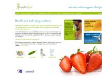 Healthwise - nutrition, well-being and lifestyle