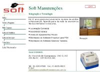softmanutencoes - Início